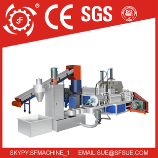 SJ-D water cooling heat cuttingrecycle machine